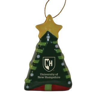 University of New Hampshire -Christmas Tree Ornament