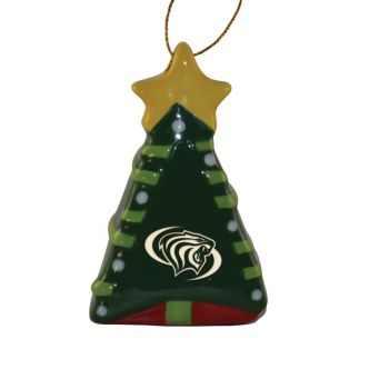 University of The Pacific -Christmas Tree Ornament