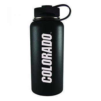 University of Colorado -32 oz. Travel Tumbler-Black