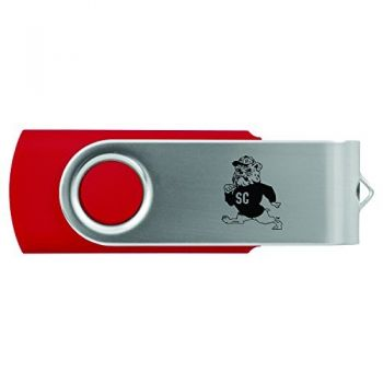 South Carolina State University -8GB 2.0 USB Flash Drive-Red