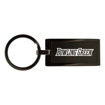 Bowling Green State University-Black Frost Keychain