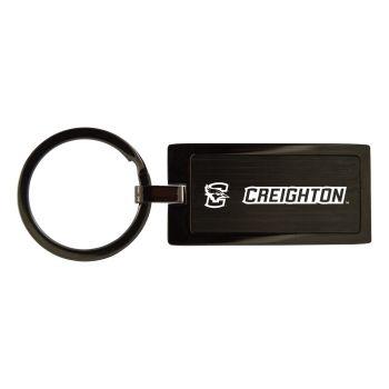 Creighton University-Black Frost Keychain