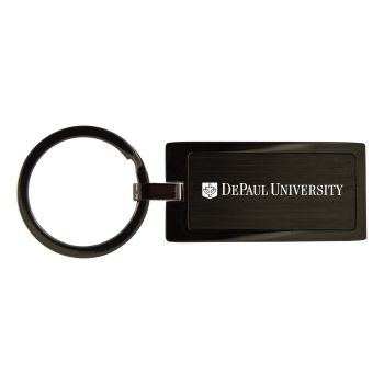 University of Detroit Mercy-Black Frost Keychain