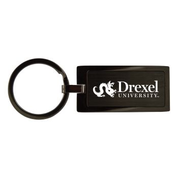 Duquesne University-Black Frost Keychain