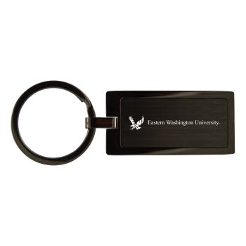 Eastern Washington University-Black Frost Keychain