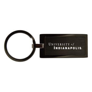 University of Indianapolis-Black Frost Keychain
