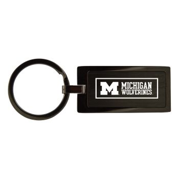 Miami University-Black Frost Keychain