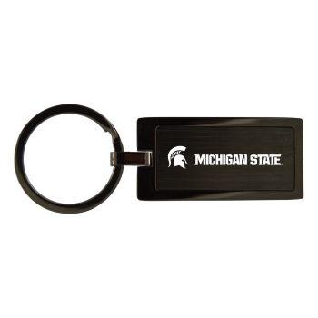 University of Michigan-Black Frost Keychain
