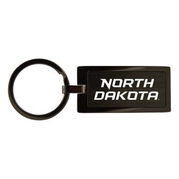 University of North Dakota-Black Frost Keychain