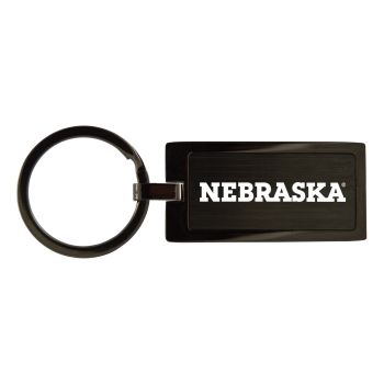 University of Nebraska-Black Frost Keychain
