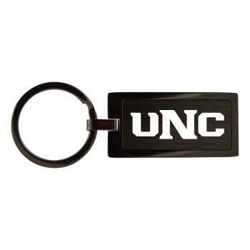 University of Northern Colorado-Black Frost Keychain