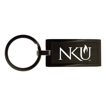 Northern Kentucky University-Black Frost Keychain