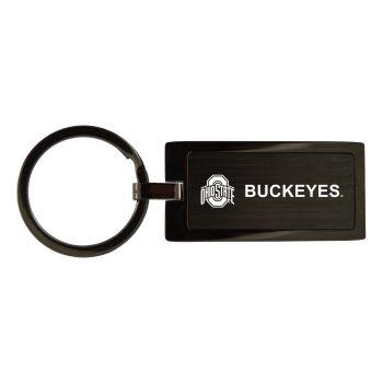 Ohio State University -Black Frost Keychain