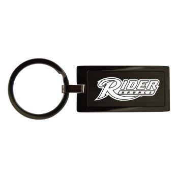 Rider University-Black Frost Keychain