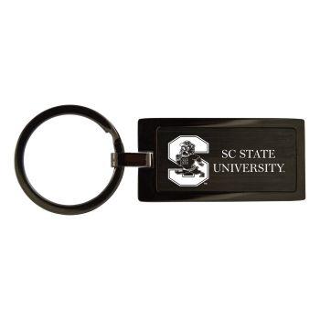 South Carolina State University-Black Frost Keychain