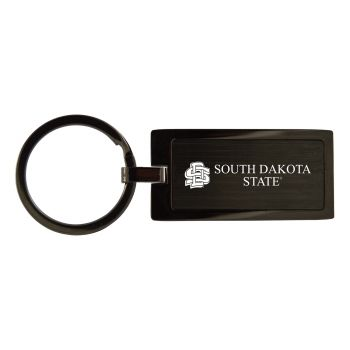 South Dakota State University-Black Frost Keychain