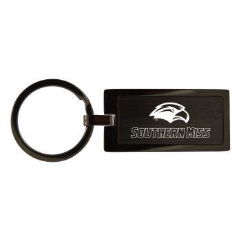 University of Southern Mississippi-Black Frost Keychain