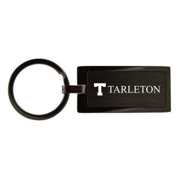 Tarleton State University-Black Frost Keychain