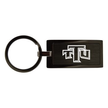 Tennessee Technological University-Black Frost Keychain
