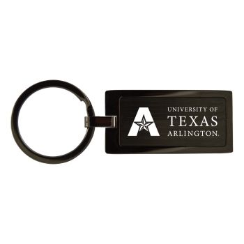 University of Texas at Arlington-Black Frost Keychain