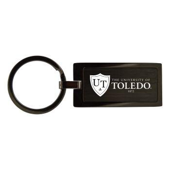 University of Toledo-Black Frost Keychain