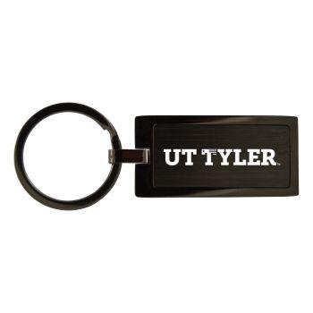 University of Texas at Tyler-Black Frost Keychain