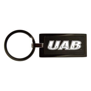 University of Alabama at Birmingham-Black Frost Keychain