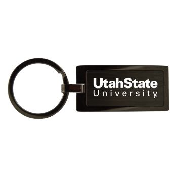 University of Southern California-Black Frost Keychain