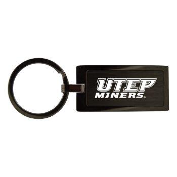 University of Utah-Black Frost Keychain