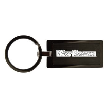 Wake Forest University-Black Frost Keychain