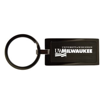 University of Wisconsin-Milwaukee-Black Frost Keychain