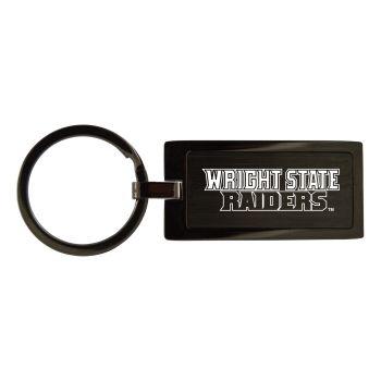 Wright State university -Black Frost Keychain