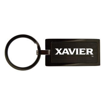 Xavier University-Black Frost Keychain