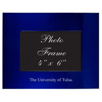 4 x 6  Metal Picture Frame - Tulsa Golden Hurricanes