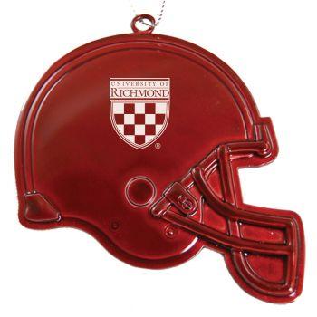 University of Richmond - Chirstmas Holiday Football Helmet Ornament - Red