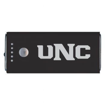 University of Northern Colorado -Portable Cell Phone 5200 mAh Power Bank Charger -Black