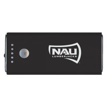 Northern Arizona University -Portable Cell Phone 5200 mAh Power Bank Charger -Black