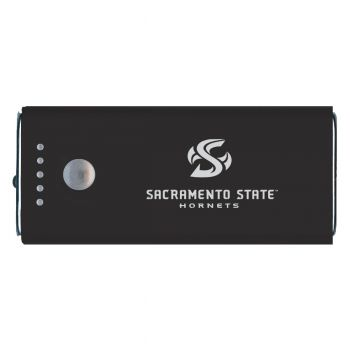 California State University -Portable Cell Phone 5200 mAh Power Bank Charger -Black