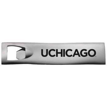 University of Chicago-Pocket Bottle Opener