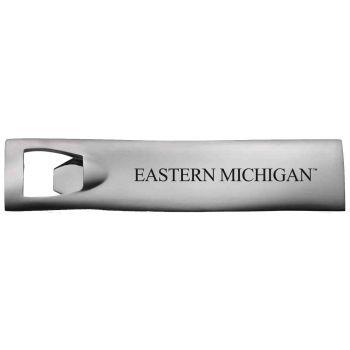 Eastern Michigan University-Pocket Bottle Opener