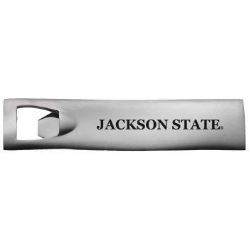 Jackson State University-Pocket Bottle Opener