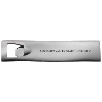 Mississippi Valley State University-Pocket Bottle Opener