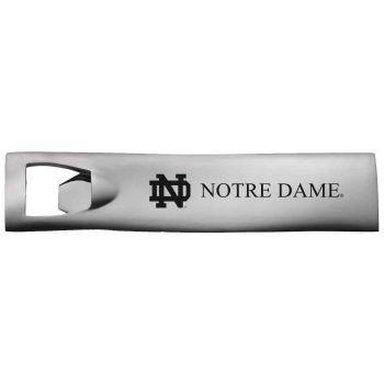 University of Notre Dame-Pocket Bottle Opener