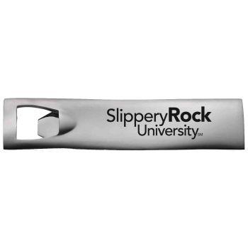 Slippery Rock University-Pocket Bottle Opener