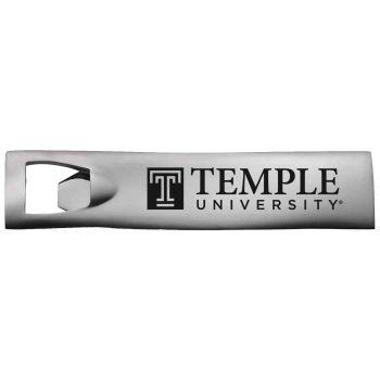 Temple University-Pocket Bottle Opener