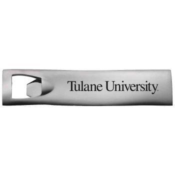 Tulane University-Pocket Bottle Opener
