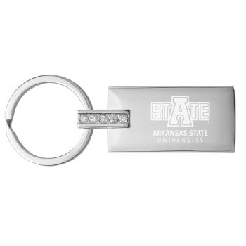 Arkansas State University-Jeweled Key Tag