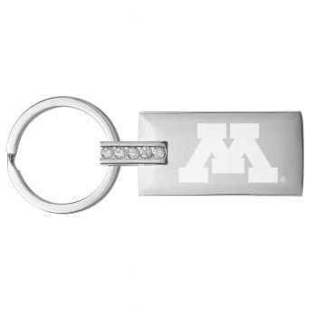 University of Minnesota-Jeweled Key Tag