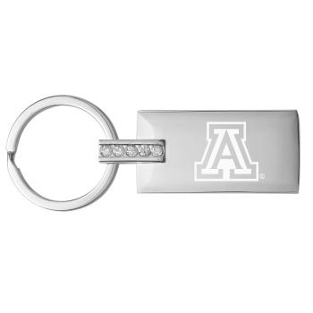 Arizona Wildcats-Jeweled Key Tag