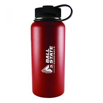 Ball State University -32 oz. Travel Tumbler-Red